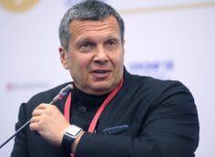 Соловьев отреагировал на слова Водонаевой об «аннексии» Крыма