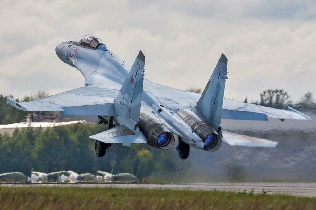 Новый контракт на Су-35С