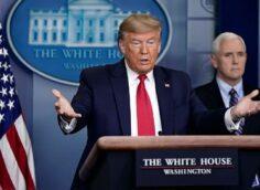 Трамп заявил, что Китай должен заплатить за распространение коронавируса