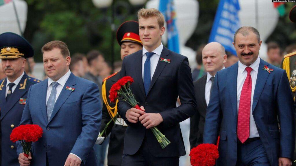 Белорусский принц-оппозиционер Коля