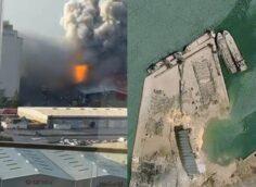 Британские учёные: Взрыв в Бейруте по мощности равен 10-й части взрыва в Хиросиме