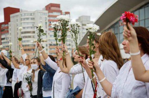 Белорусы о Беломайдане