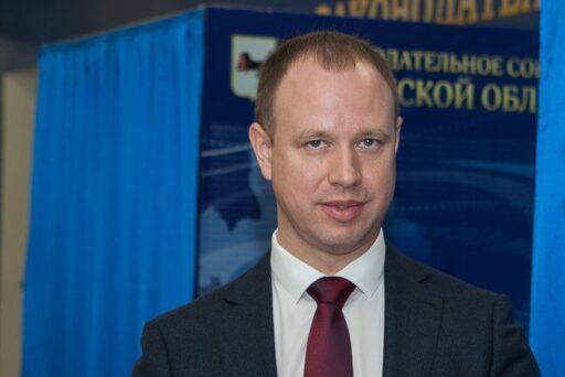 Задержан депутат заксобрания Иркутской области Андрей Левченко
