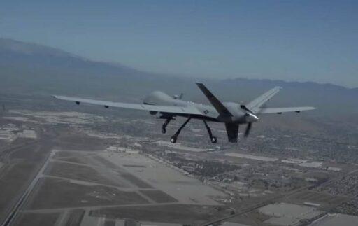 Американский беспилотник MQ-9 Reaper научили самостоятельно выбирать цель
