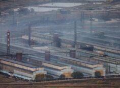 Как захватывали Красноярский алюминиевый завод