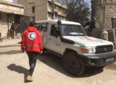 Заявление Турецкого Красного Полумесяца в связи с гибелью одного сотрудника в Сирии