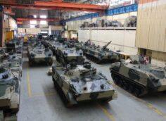 «Курганмашзавод» досрочно завершил контракт с Минобороны на поставку БМП-3