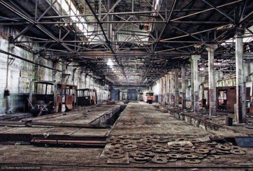 Деиндустриализация Украины: от космических кораблей к биогазу