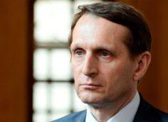 Нарышкин: украинские экстремисты не смогут дестабилизировать обстановку в Белоруссии
