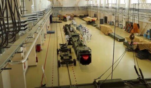 Российская ракета «Буревестник» способна двигаться в атмосфере годами