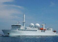 Чем занят французский разведывательный корабль в Черном море