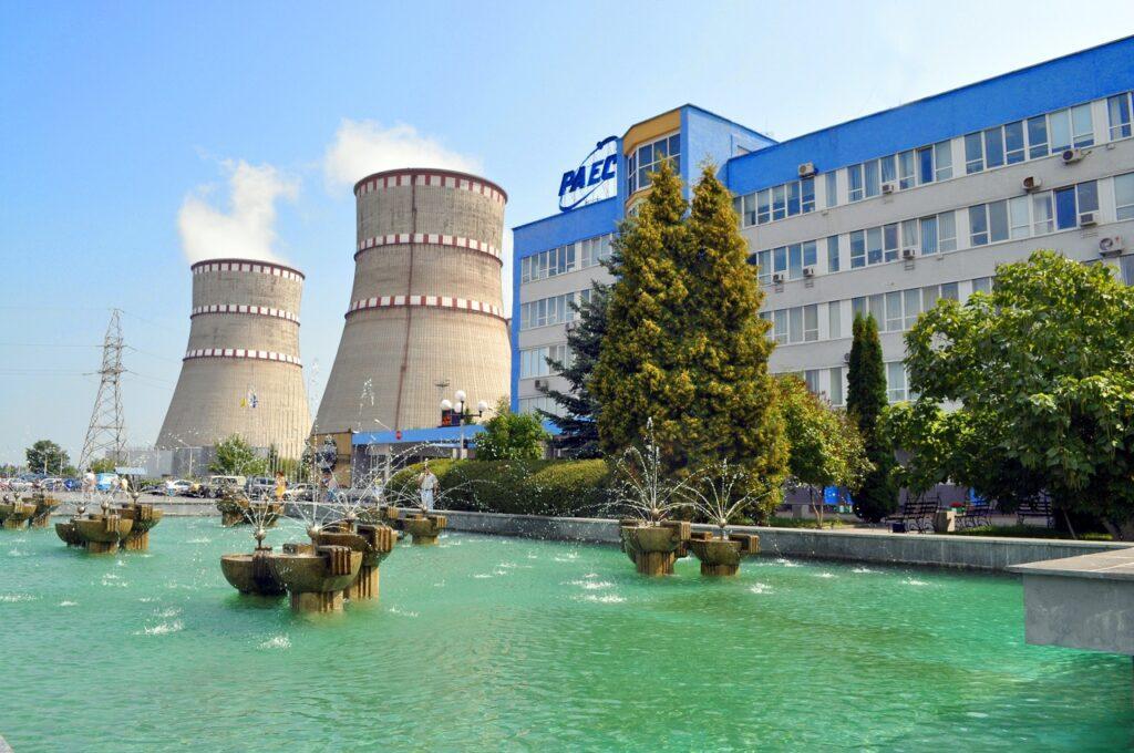 Авария на Ровенской АЭС