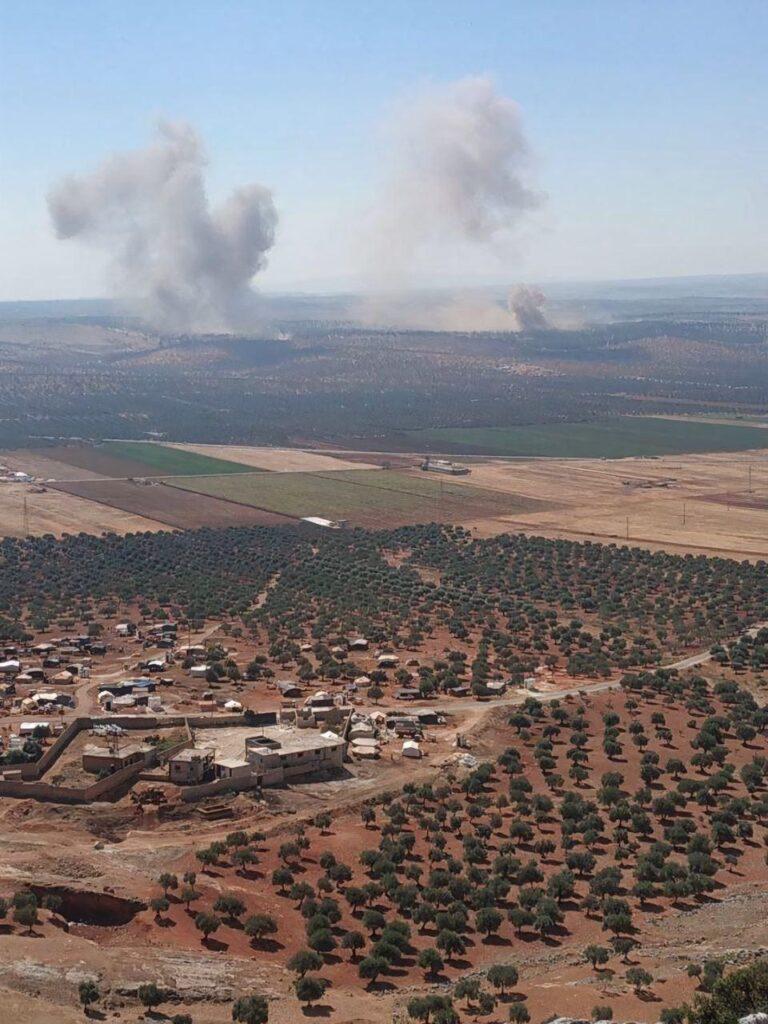 Российские ВКС нанесли мощнейший удар по боевикам в Сирии
