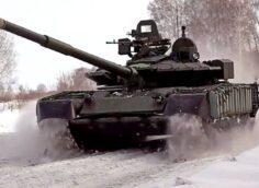 Россия вооружается лучшим танком для арктических условий