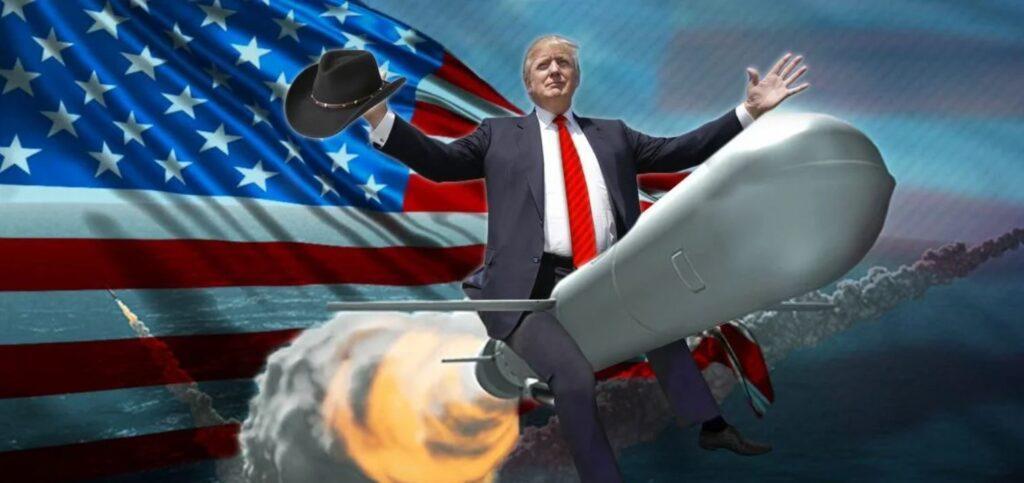 """Блеф Трампа про """"супер-пупер ракету"""": Американцы сами пытались выкрасть секреты русского гиперзвукового оружия"""
