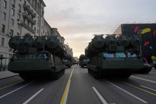 ЗРС С-300В4: оборона на всех направлениях