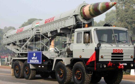 Гиперзвуковой вариант для ядерного оружия: Индия испытала ракету «Шаурья»