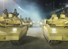 «Явное сходство с «Арматой»: в сети обсуждается новый танк армии КНДР