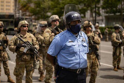 Американский штат Висконсин охвачен акциями протеста и беспорядками