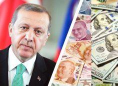 «Турция сжигает свои валютные резервы, как дом в огне»