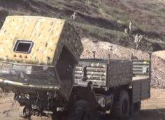 Минобороны Азербайджана заявило об интенсивных боях, длившихся всю ночь