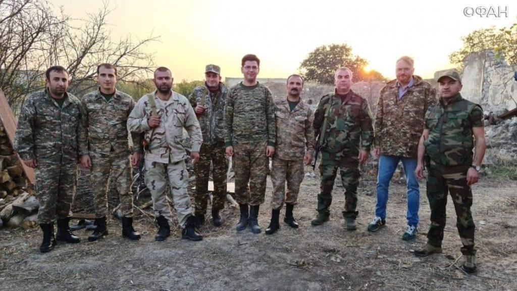 Милонов ответил на включение его фамилии в черный список Азербайджана