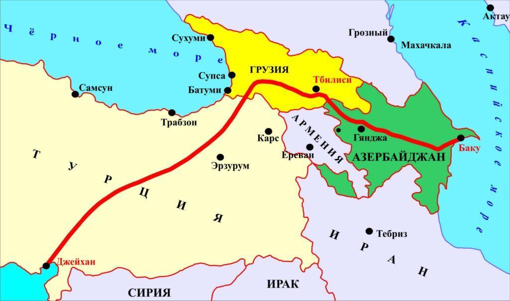 Если Азербайджан и Турция пойдут на слишком жёсткие меры, Армения может ударить по нефтепроводу Баку-Тбилиси-Джейхан