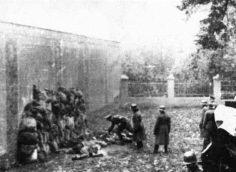 В России начнется первый процесс о признании геноцидом преступлений нацистов