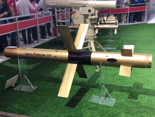 Цель - танки Abrams: Китай испытал противотанковую ракету на «Тайваньских учениях»