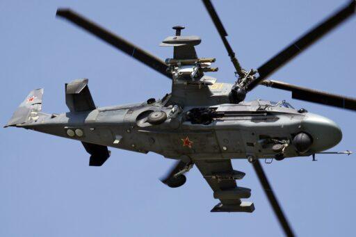 """Первые модернизированные вертолеты Ка-52М """"Аллигатор"""" могут поступить в войска в 2022 году"""