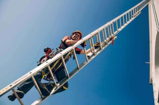 Как организовать высотные работы правильно
